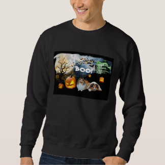 Sheltie Halloween Unisex Sweatshirt