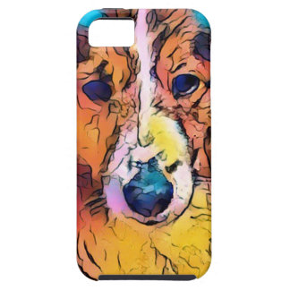 Sheltie image case for the iPhone 5