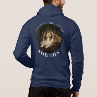 Sheltie Magic Hoodie