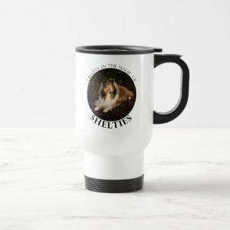 Sheltie Magic Travel Mug