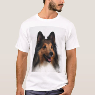 Sheltie Mens T-Shirt