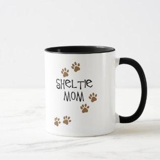 Sheltie Mom Mug
