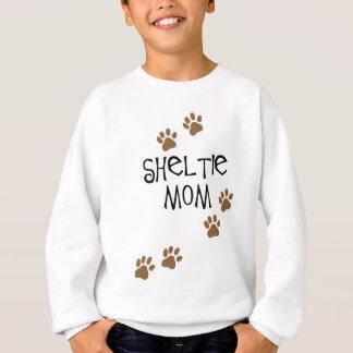 Sheltie Mom Sweatshirt