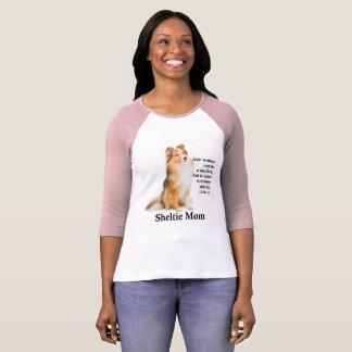 Sheltie Mom T-Shirt