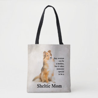 Sheltie Mom Tote