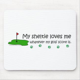 Sheltie Mouse Pad