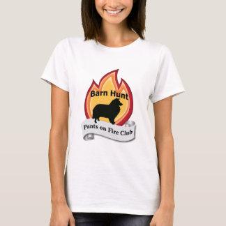 Sheltie - Pants on fire T-Shirt