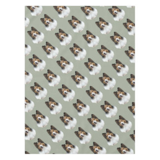 Sheltie Portait Tablecloth