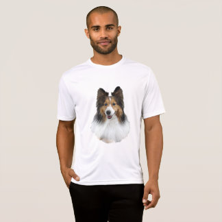 Sheltie Portrait T-Shirt