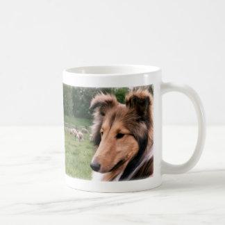 Sheltie & Sheep Mug