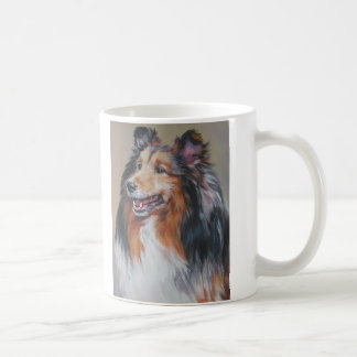 Sheltie Shetland Sheepdog mug