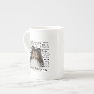Sheltie Traits Mug