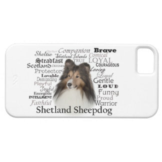 Sheltie Traits Smartphone Case