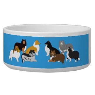 Shelties Pet Water Bowls