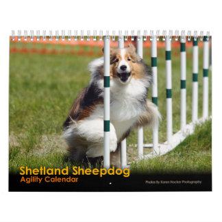 Shelties & Weaves Agility Calendar
