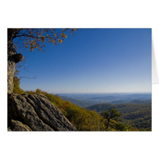 Shenandoah Autumn Card