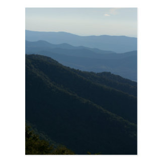 Shenandoah Mountains Postcard