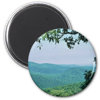 Shenandoah National Park 2 Inch Round Magnet
