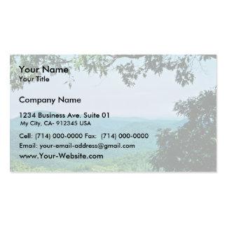 Shenandoah National Park Business Card