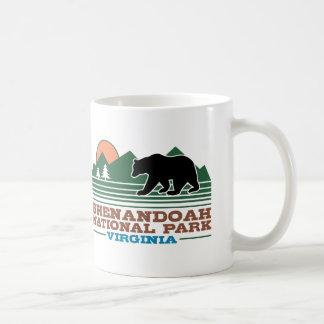 Shenandoah National Park Virginia Coffee Mug