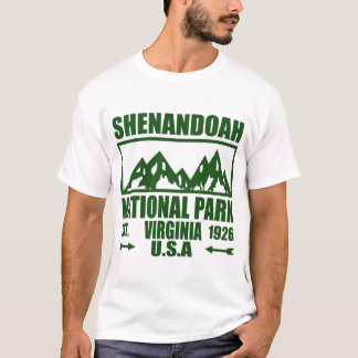 SHENANDOAH NATIONAL PARK VIRGINIA USA EST 1926 T-Shirt