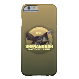Shenandoah NP (Turkey) WT Barely There iPhone 6 Case