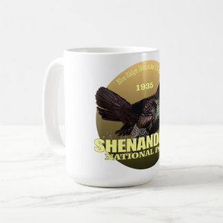 Shenandoah NP (Turkey) WT Coffee Mug