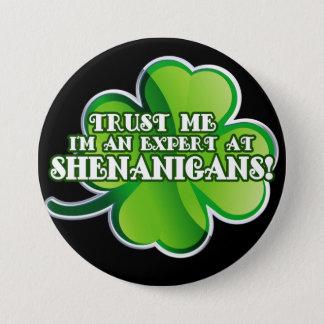 Shenanigan Expert Button