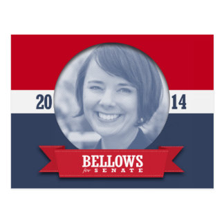 SHENNA BELLOWS CAMPAIGN POST CARDS