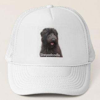 Shepadoodle Hat