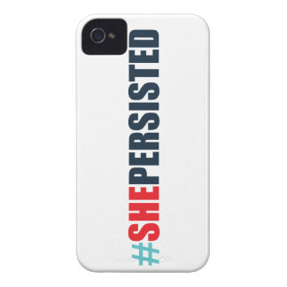 #shepersisted Case-Mate iPhone 4 case