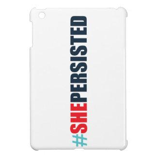 #shepersisted iPad mini covers