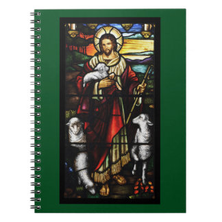 Shepherd and His Sheep StJohnsAshfiel Notebooks