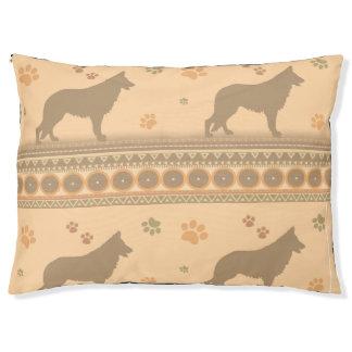 Shepherd dog bed
