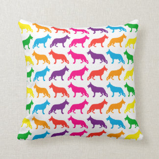Shepherd dog Deko cushion