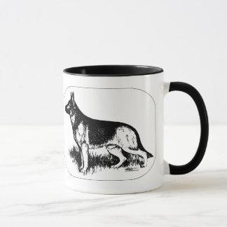 Shepherd Profile Mug