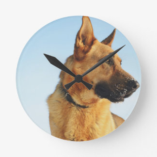 shepherd round clock