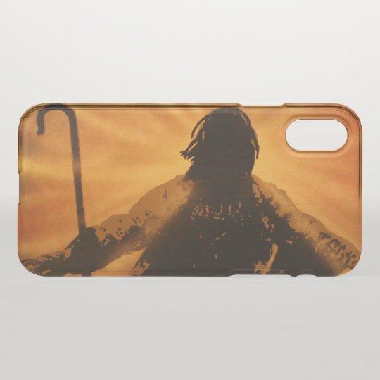 """Shepherd"" Translucent iPhone X Case"