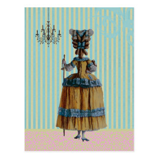 Shepherdess ~ Postcard / Invitations