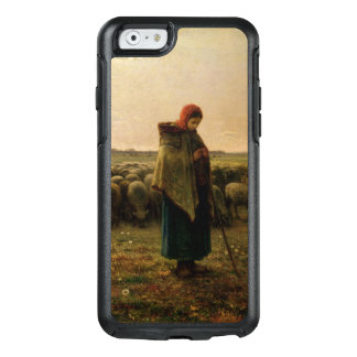 Shepherdess with her Flock, 1863 OtterBox iPhone 6/6s Case