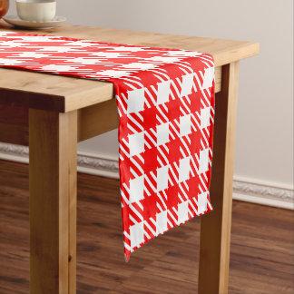 Shepherd's Check, stripe, Customize, Change colour Short Table Runner