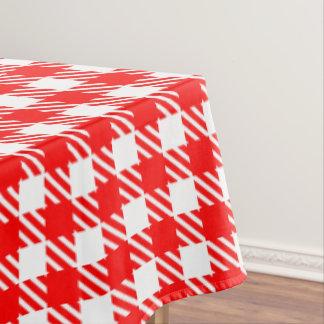 Shepherd's Check, stripe, Customize, Change colour Tablecloth