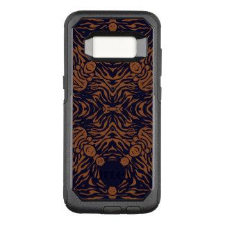 Sherbert Zebra Abstract OtterBox Commuter Samsung Galaxy S8 Case