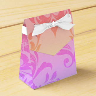 "Sherbet ""Flavored"" gift or favor box"