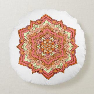 Sherbet Mandala Meditation Cushion
