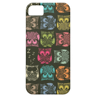 sherbet owls iPhone 5 cover