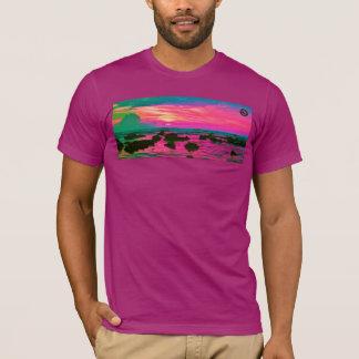 Sherbet Sunset I Men's T T-Shirt