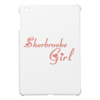 Sherbrooke Girl iPad Mini Cases