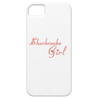 Sherbrooke Girl iPhone 5 Cases