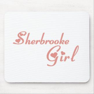 Sherbrooke Girl Mouse Pad